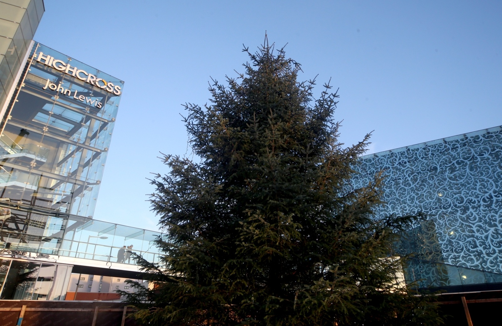 Winvic | City Centre Developers Light up Leicester