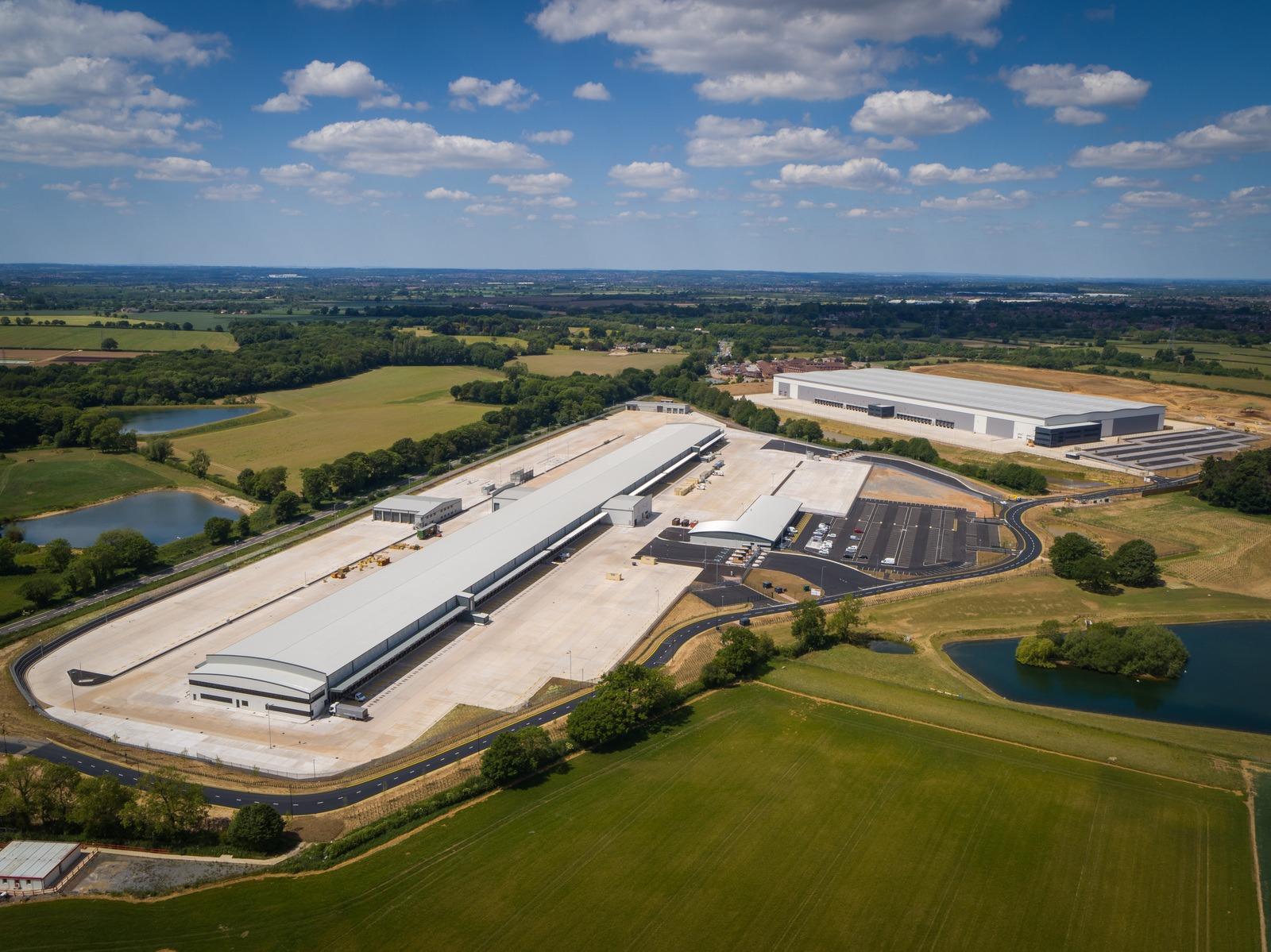 IM Properties Hinckley Park Industrial site