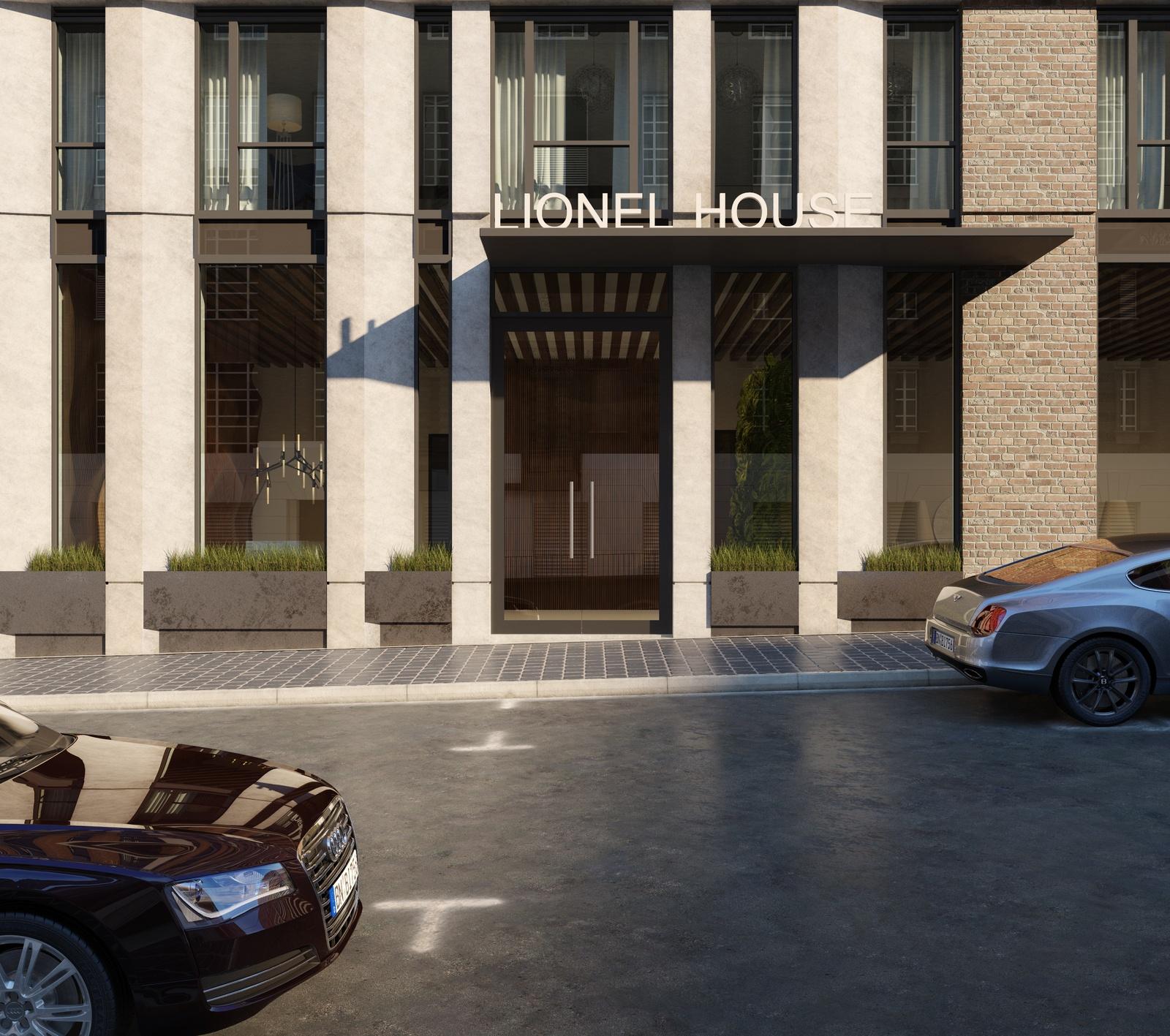 Apartments In Birmingham: Lionel House, Birmingham