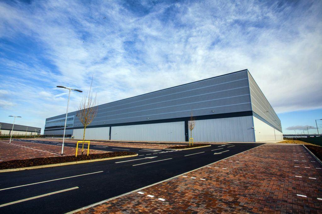 PLot 1, Panattoni Park Luton industrial unit