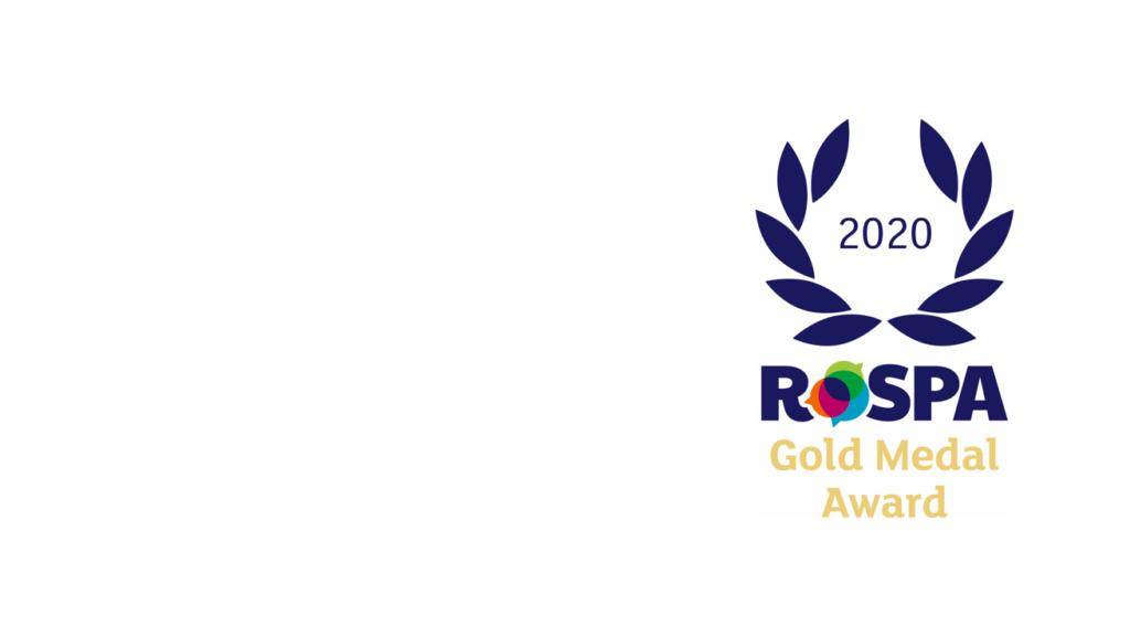 ROSPA Gold Medal Award